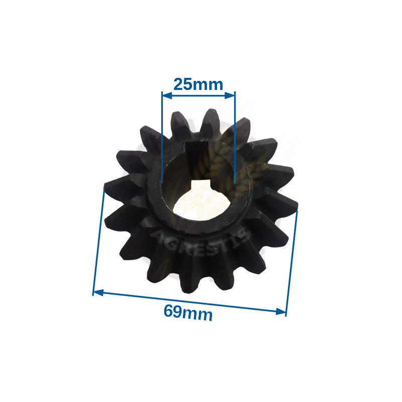 Pinion conic Z16
